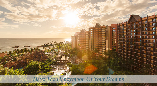 Disney Magical Places - Have The Honeymoon Of Your Dreams