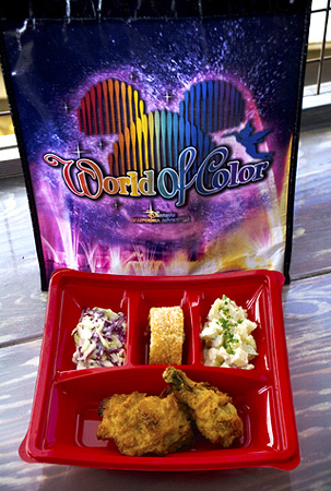 World of Color Picnic with Reserved Viewing