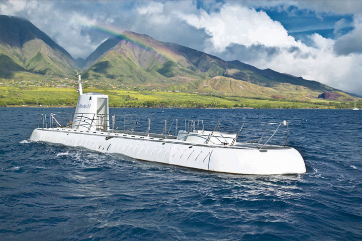O�ahu Submarine Tour