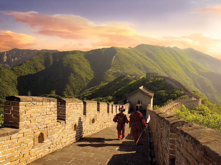 Enchanted China – China: 12 Days / 11 Nights