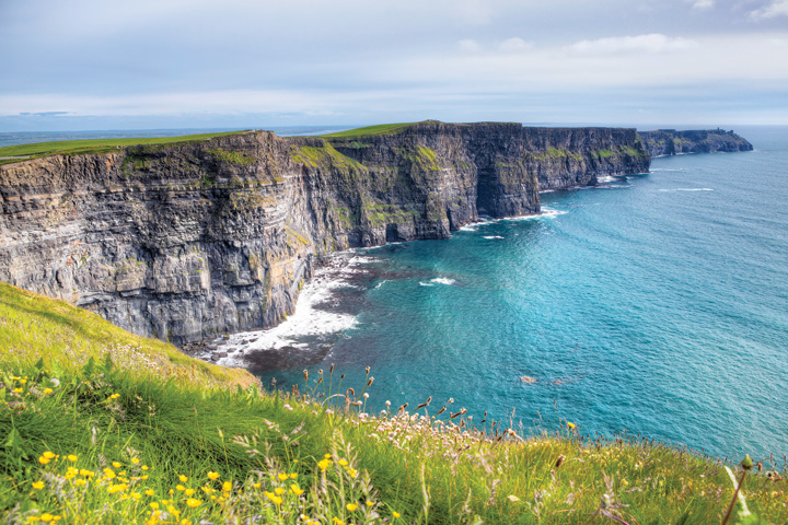 The Emerald Isle – Ireland: 8 Days / 7 Nights
