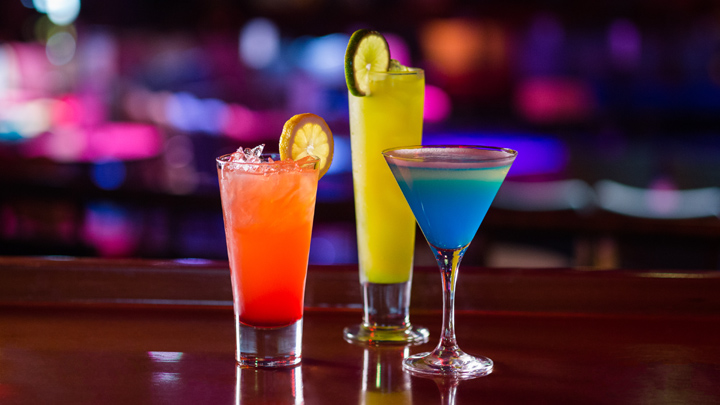 Disney Cruise Line Specialty Drinks