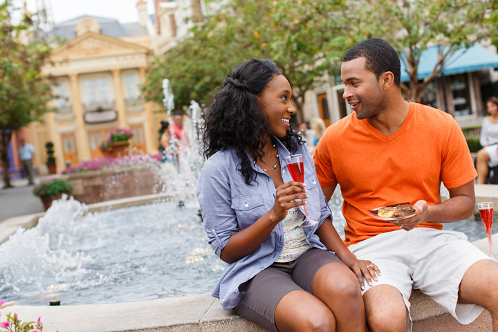 Epcot� International Food & Wine Festival