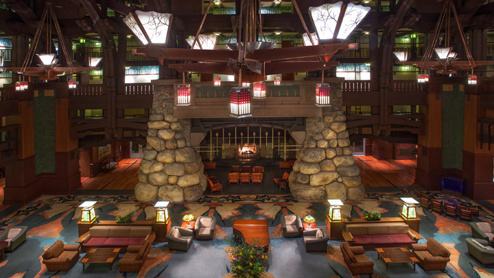 Disney's Grand Californian Hotel® & Spa