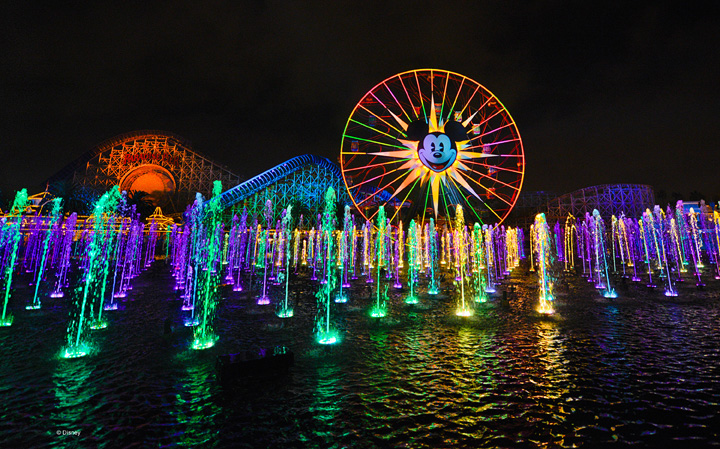 World of Color Dining Package & Premium Viewing