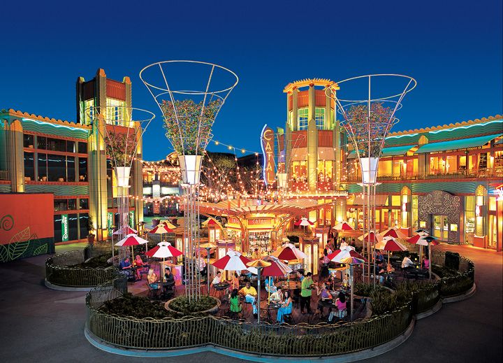 Downtown Disney® District Shopping
