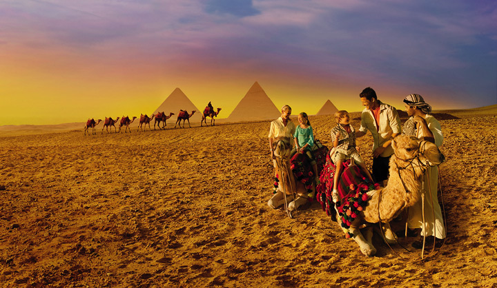 Pyramids, Pharaohs & Ancient Treasures – Egypt: 10 Days / 9 Nights