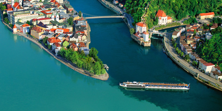 Danube River Cruise - Germany, Austria, Slovakia & Hungary: 8 Days / 7 Nights